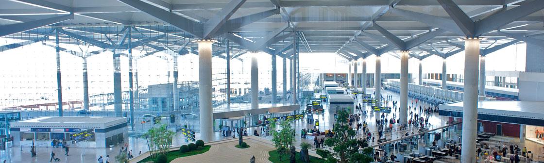 Parking aeropuerto recogida y entrega